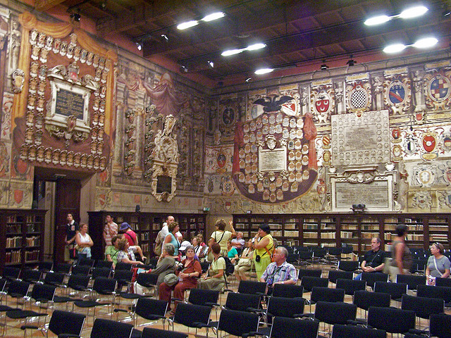University Of Bologna Is Europe S Oldest Unviersity Italy