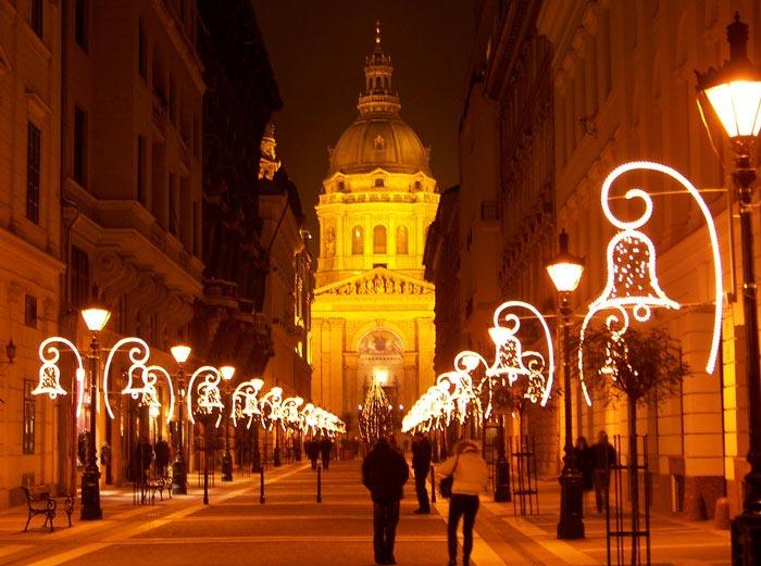 Christmas, Hungary