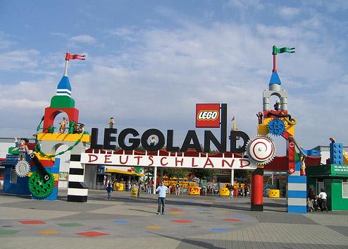 Legoland, Germany Augsburg - Günzburg