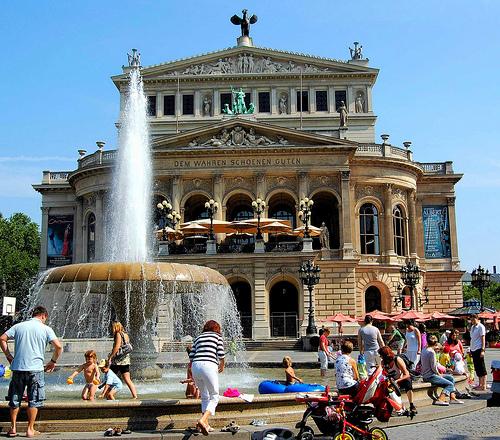 The Alte Oper (Old Opera)