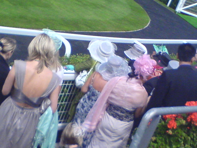 Royal Ascot Races In Berkshire, England