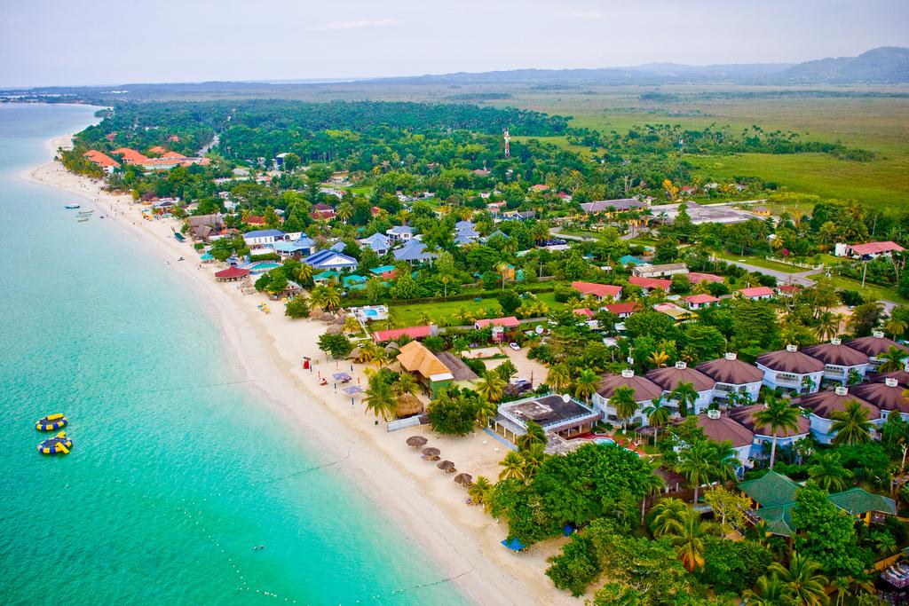 Negril beach pictures jamaica