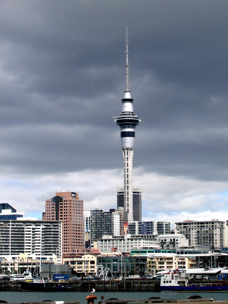 Sky Tower Auckland, New Zealand