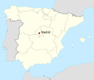 Map of Madrid Spain, Madrid Maps and Online Tourist Information