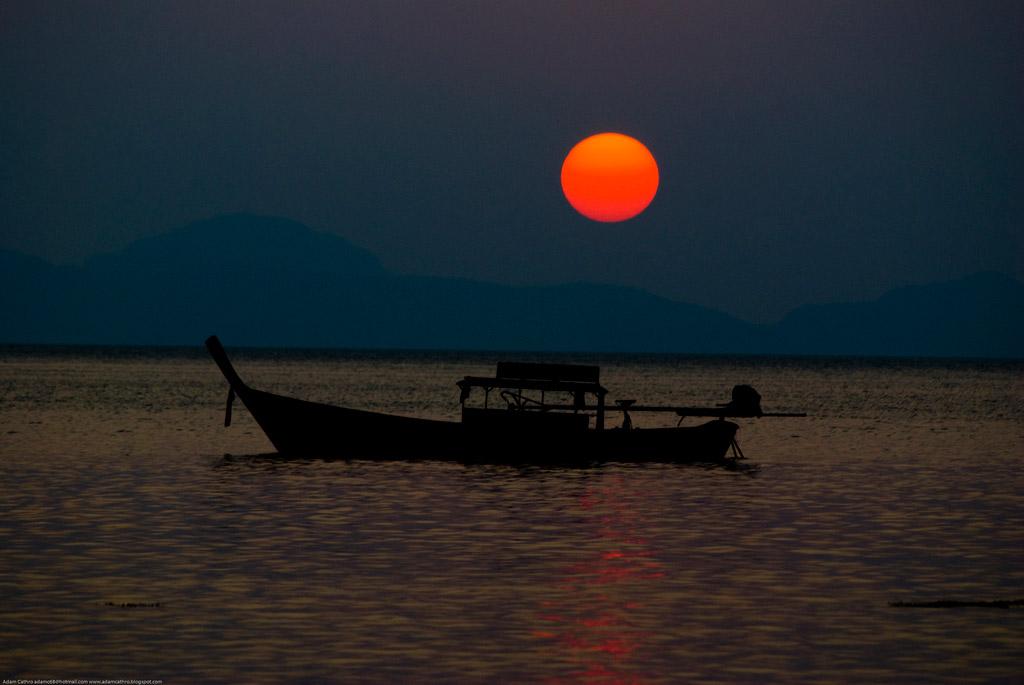 Ting Rai Bay, Koh Jum, Thailand
