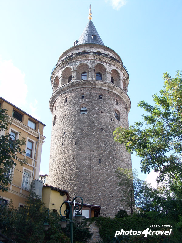Galata Tower, Istanbul, Turkey Pictures, Photos and Images