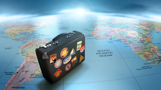 Around the world trip ideas