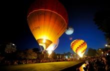 Balloon, Bournemouth Air Festival