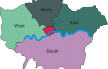 London Districts