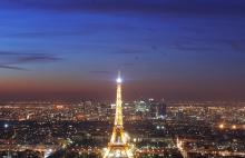 Paris, Night, France