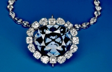 The Hope Diamond, Smithsonian Institution, Washington, D.C.