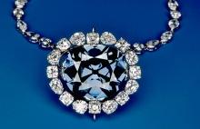 The Hope Diamond, Smithsonian Institution, Washington, D.C.