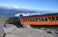 Mount Washington Cog Railroad, North Conway, New Hampshire