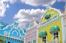 Oranjestad is the capital of Aruba