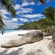 Anse Georgette - Praslin, Seychelles.