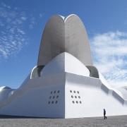 Auditorio de Tenerife, Canary Islands.