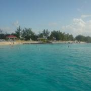 Blackbeard's Cay, Bahamas.