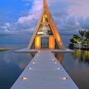 Conrad Hotel Bali - Wedding Chapel, Bali