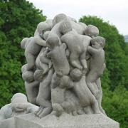 Gustav Vigeland Frogner's Park