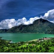 Kintamani Mountain, Bali Indonesia