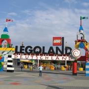 Legoland, Germany Augsburg - Gunzburg.