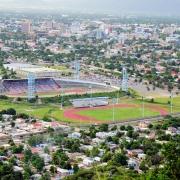 National Stadium in Kingston, Jamaica