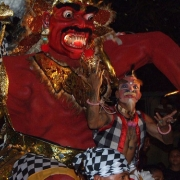 Ogoh-Ogoh Procession