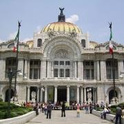 Palace of Fine Arts, Mexico
