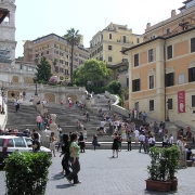 Square of Spain Rome