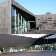 TEA - Tenerife Espacio de las Artes, Canary Islands.