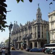 Teatro Garcia Lorca, Cuba