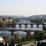 The Vltava is the longest river in the Czech Republic