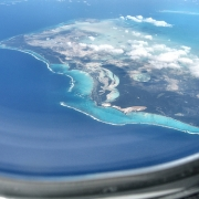 Aerial Views of Bahamas