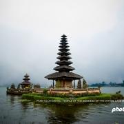 Pura Ulun Danau Temple, Bali