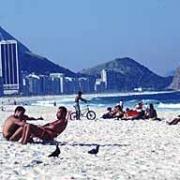 Copacabana Beach, Beach Life