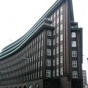 Chilehaus (Chile House) in Hamburg