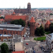 Gdansk City View