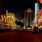 Night, Las Vegas Street