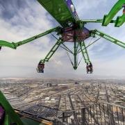 Las Vegas Stratosphere Ride