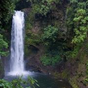 Waterfall - Magic Falls of Vara Blanca Costa Rica