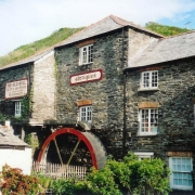 The Old Mill in Godshill